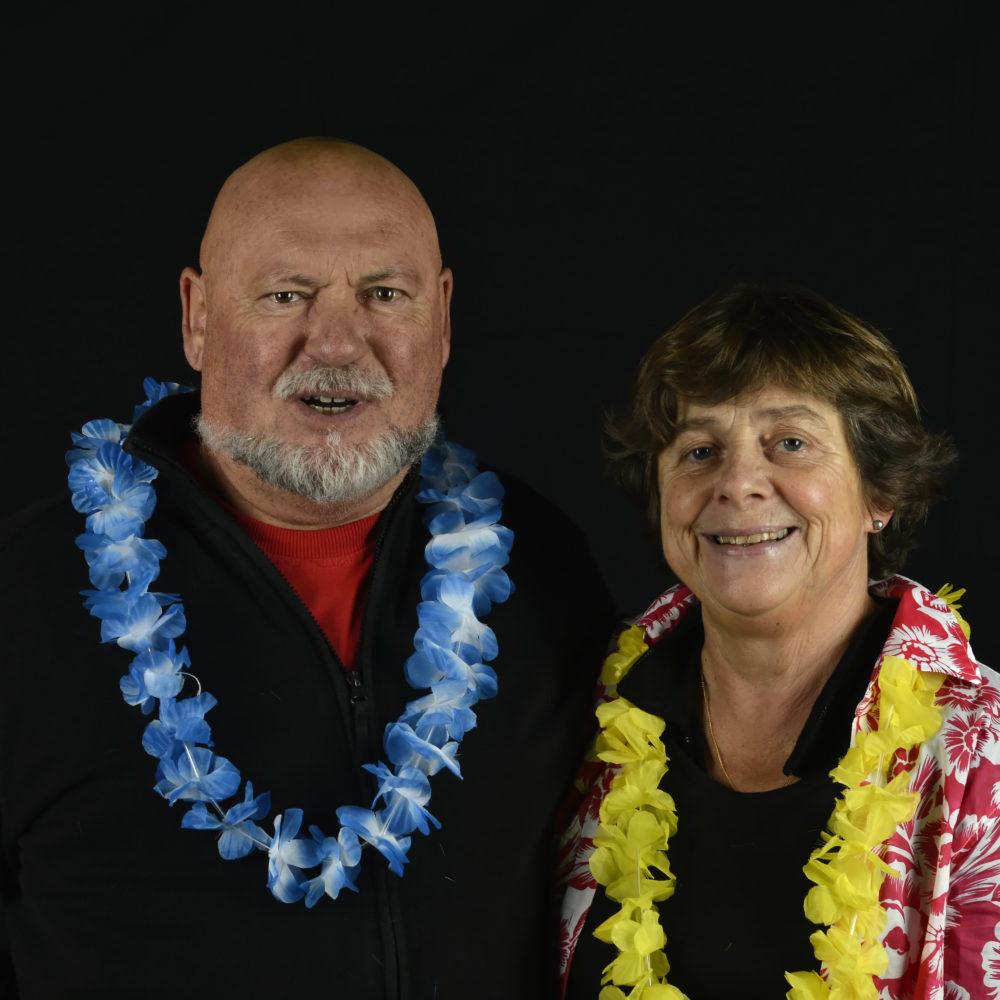 Gilbert & Jacqueline LE GUERROUÉ